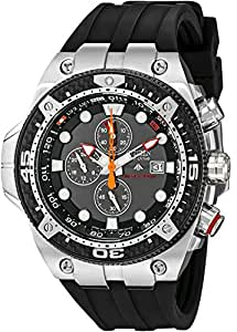 Citizen Men's BJ2135-00E Promaster Stainless Steel Eco-Drive Dive Watch