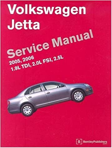2005 volkswagen jetta service manual
