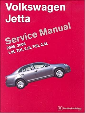 volkswagen jetta service manual 2005 2006 a5 platform 1 9l tdi rh amazon com 2009 volkswagen jetta tdi owners manual 2013 vw jetta tdi service manual