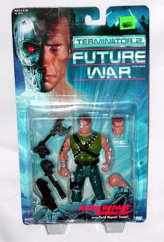 Terminator 2: Future War - Rapid Repair Terminator Figure ()
