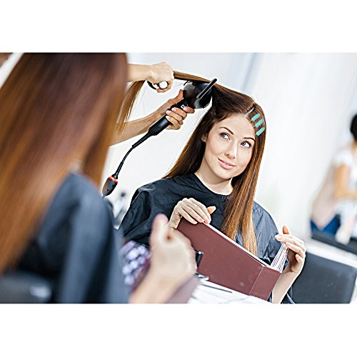 No Crease Hair Clips by A&D Innovation-Set of 6 Rubber No Bend Hair clips used by Professionals & Celebrity Stylists-Perfect for Makeup Application, Styling & Sectioning, will Not Crease or Dent Hair. by A&D Innovation (Image #7)
