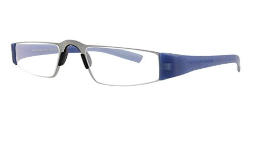 3947462e8 Amazon.com: Porsche Design Reading glasses P8801N +2.00 Blue: Health ...