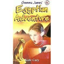 Gemma James Egyptian Adventure