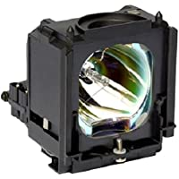 Electrified BP96-01472A-ELE9 Replacement Lamp with Housing for HL-S5686W HLS5686W Samsung Televisions