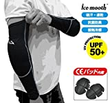 ROUGH ROAD protector super fit elbow guard Black free RR10089