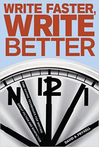 Image result for write faster, writer better david a fryxell