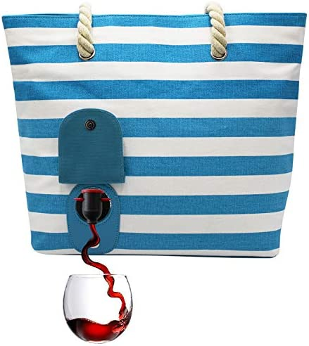 PortoVino Beach Wine Turquoise White