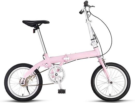 Mini Sola Velocidad Bici Urbana, Bici Compacta, Bicicleta Plegable ...