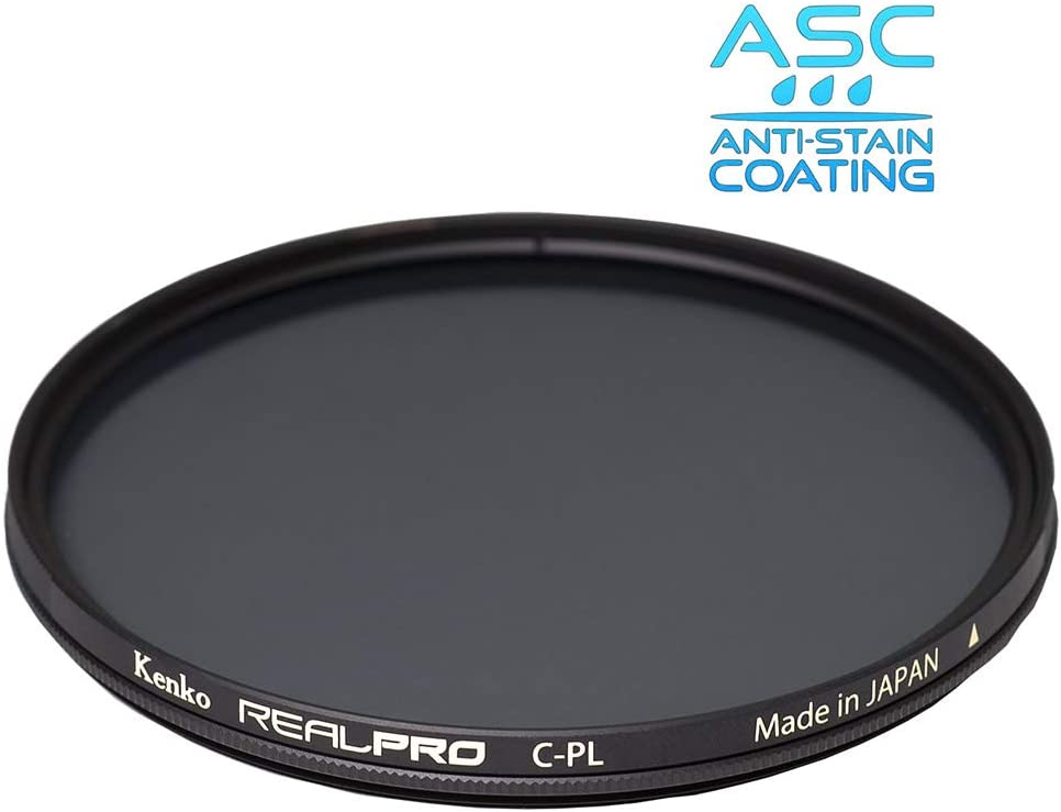 Kenko Real Pro Slim Polarising Filter 49/ mm