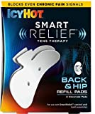 ICY HOT Smart Relief TENS Therapy, Back and Hip Refill Kit, 1 each, Reusable Electrode Pads for Wire-Free TENS Therapy Pain Relief for Back and Hips, TENS Therapy Can Help with Chronic Pain