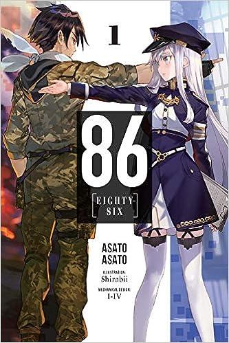 Amazon com: 86--EIGHTY-SIX, Vol  1 (light novel) (86--EIGHTY