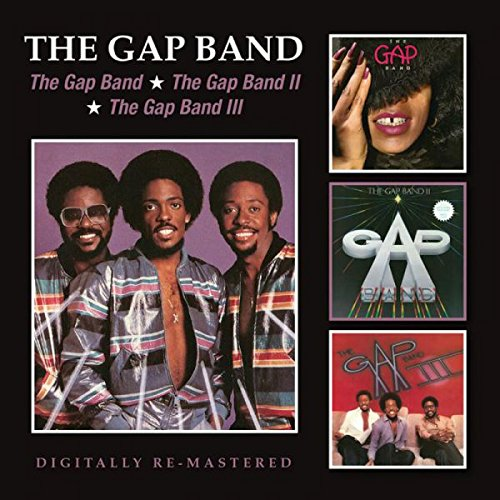 Price comparison product image The Gap Band/The Gap Band Ll/The Gap Band Lll /  The Gap Band