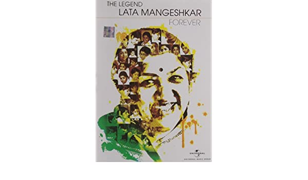 Lata Mangeshkar - The Legend Lata Mangeshkar Forever ( Set