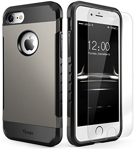 Shockproof Anti Scratch Protective Protection 7 Gunmetal