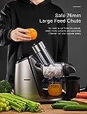 AICOOK Juicer Machines, 3in Large Feed