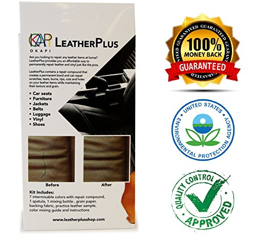 Leather Furniture Repair Kits Reviews: Professional DIY Leather Repair Kit And Vinyl Repair Kit