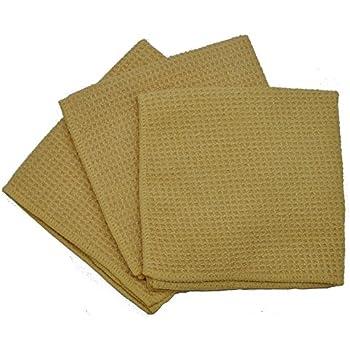 Amazon Com Eurow Microfiber Waffle Weave Dish Cloth 3