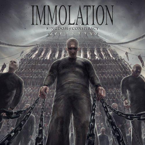 Immolation: Kingdom Of Conspiracy (Audio CD)