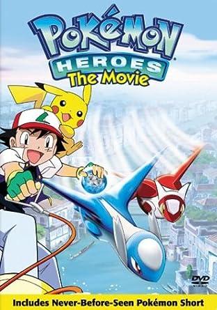 Amazon Com Pokemon Heroes The Movie Eric Stuart Madeleine
