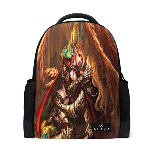 Love Full HD Wallpaper Backpack Womens Laptop Daypack School Hiking Mens Travel Bags Student