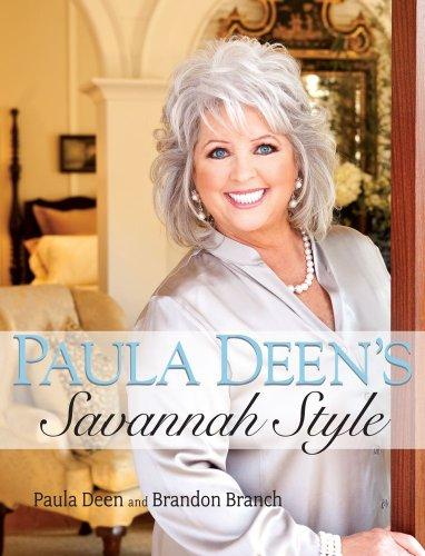 Pdf Home Paula Deen's Savannah Style