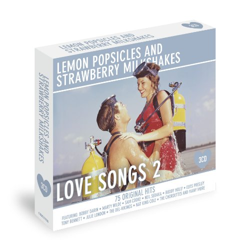 Vol. 2-Lemon Popsicles & Strawberry Milkshakes Lov -