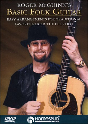 - Roger McGuinn's Basic Folk Guitar