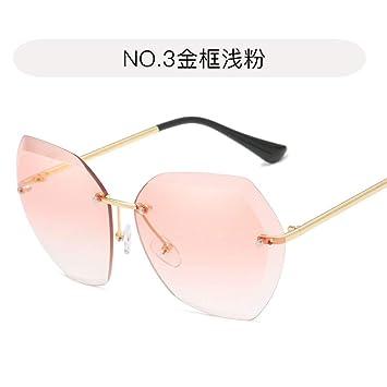 ROirEMJ Gafas De Sol para La Mujer Gafas De Sol,Ocean Lente ...