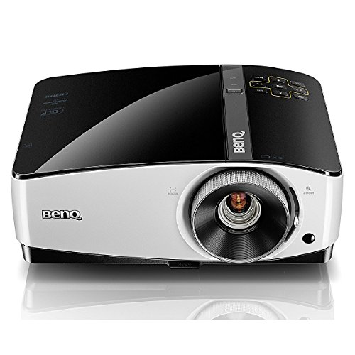 BenQ MW769 4200 Lumens WXGA 3D Ready Projector with HDMI, 1.4A Projector