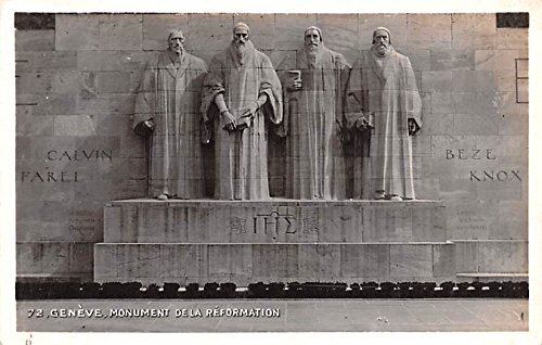 (Geneve Monument de la Reformation Switzerland)