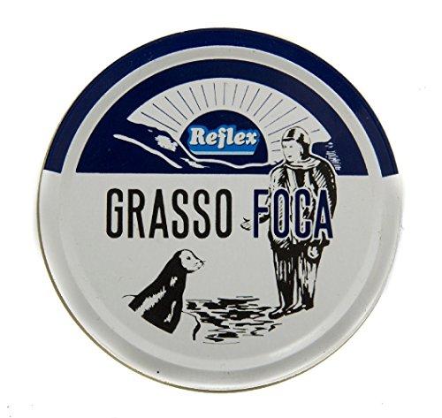 De Reflex 100 Bianco Calzados Foca Natural Ml Para Grasa Grasso Artãculo Deportivos 5O8Rx