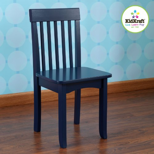 KidKraft Avalon Chair - Blueberry