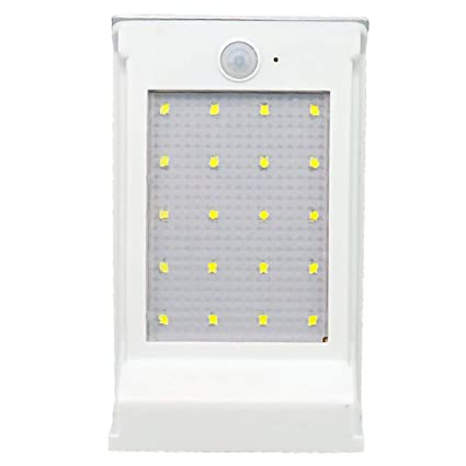 Fine 20Led Solar Motion Sensor Light Ip64 Waterproof Outdoor Wall Lamp Wiring 101 Ferenstreekradiomeanderfmnl
