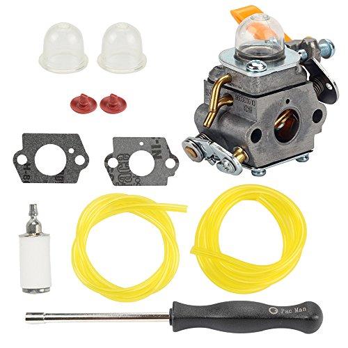 Homelite Carburetor (C1U-H60 Carburetor for Ryobi Homelite String Trimmer RY28100 RY28120 RY28121 RY28140 RY28141 RY28160 RY28161 UT33600 UT33650 308054013 308054012 308054004 308054008 String Trimmer)
