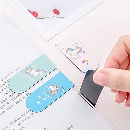 Lesezeichen Magnetlesezeichen Magnetisch Tiere Papierlesezeichen Papier