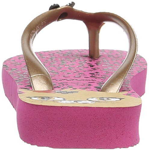 Pink Tongs Rose Havaianas Fun shocking Fille Twp5qx