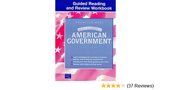 Amazon magruders american government guided reading and review amazon magruders american government guided reading and review workbook student edition 2003c 9780130679550 prentice hall books fandeluxe Image collections
