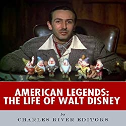 American Legends: The Life of Walt Disney