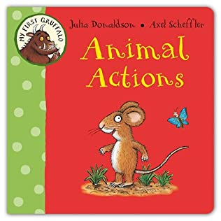book cover of Animal Actions