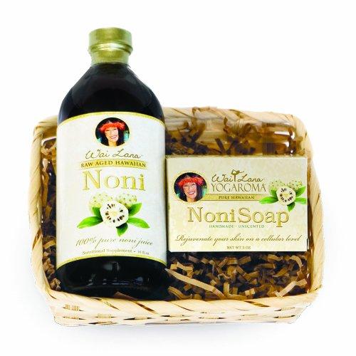 Noni Juice Soap Gift Basket product image
