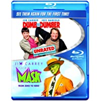 The Mask/Dumb and Dumber Blu-ray Disc