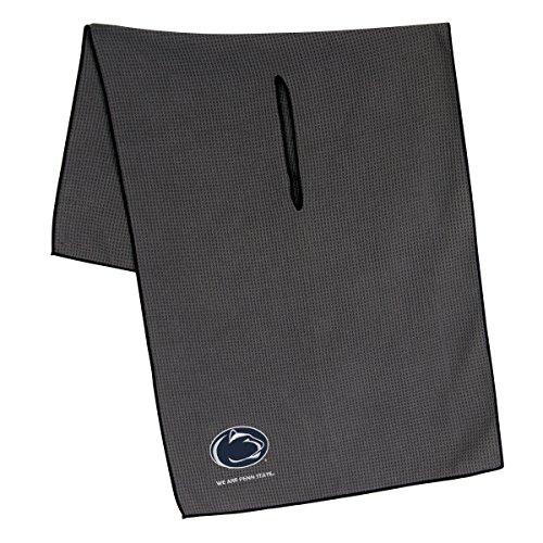 (Team Effort Penn State Nittany Lions Grey Microfiber Towel )