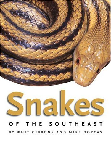Snakes Of The Southeast (Wormsloe Foundation Nature Book) - Snakes In Florida