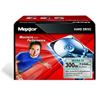 Maxtor L01R300 300GB Ultra16 Internal Hard Drive Kit (Parallel ATA, 7,200 RPM)