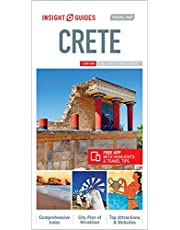 Insight Guides Travel Map Crete