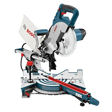 Bosch CM8S 8-1/2 Inch Single Bevel Sliding Compound Miter Saw