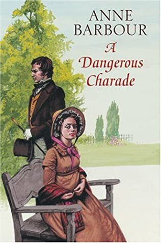 book cover of A Dangerous Charade