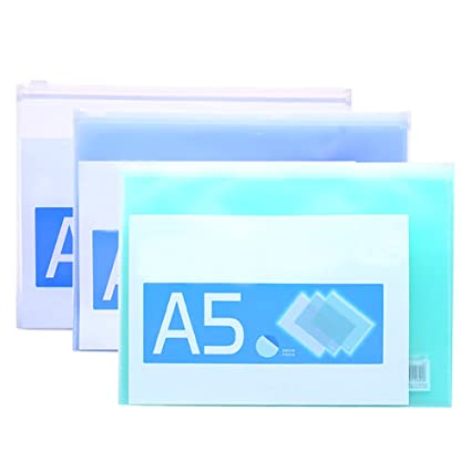 Bolsas transparentes para carpetas de documentos con ...