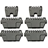 6 PACK Replacement Thermicon Refill Tips for Nono Hair Removal Epilator 8800 Pro 3 and Pro 5
