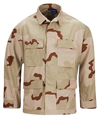 Propper Bdu Coat   Long Length 100 Percent Cotton 3 Color Desert Ll